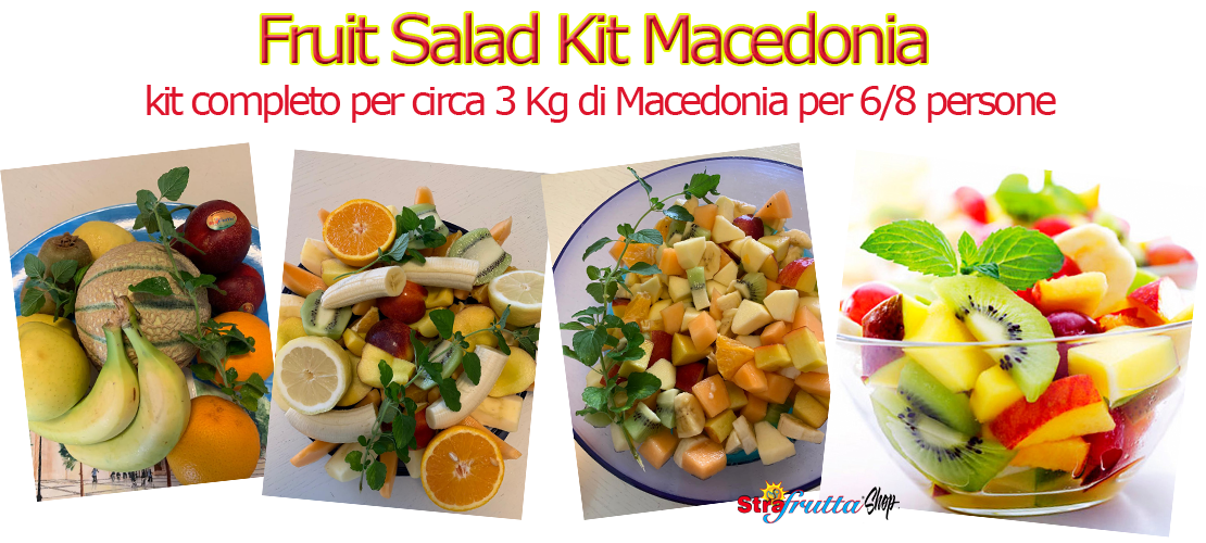 fruit salad macedonia frutta online